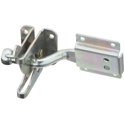 National 4 In. Zinc MaxLatch Sag Compensating Latch