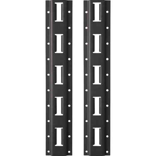 Milwaukee PACKOUT 3-1/2 In. W x 20 In. L Vertical E-Track Racking Bracket (2-Pack)