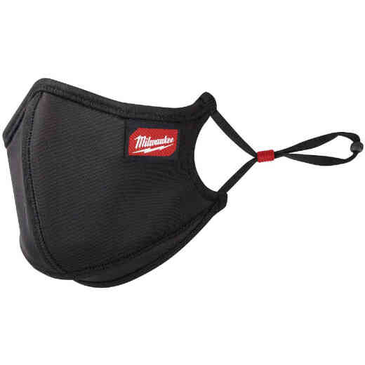 Milwaukee S/M 3-Layer Washable Performance Dust & Face Mask (3-Pack)