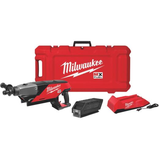 Milwaukee MX FUEL Lithium-Ion Brushless Cordless Core Drill Kit with One-Key