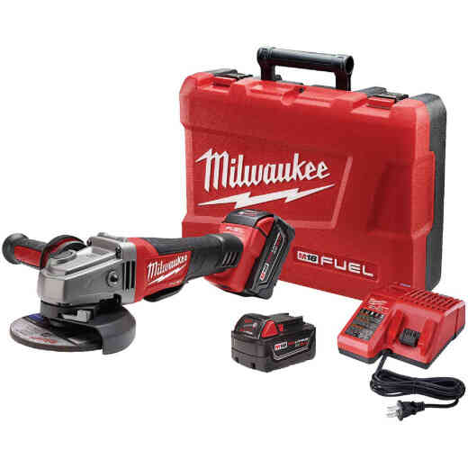 Milwaukee M18 FUEL 4-1/2 In. - 5 In. Grinder Paddle Switch No-Lock Kit