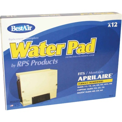 BestAir WaterPad A12 Humidifier Wick Filter