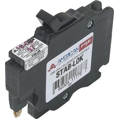 Connecticut Electric 30A Single-Pole Standard Trip Packaged Replacement Circuit Breaker For Federal Pacific