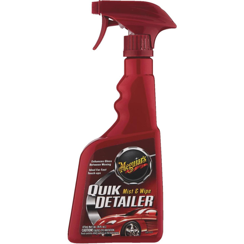 Meguiars 16 oz Trigger Spray Detailer Image 1