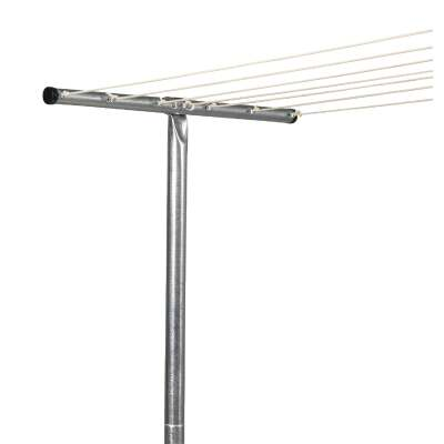 Household Essentials Sunline 90 In. 2 In. Steel Clothesline Post