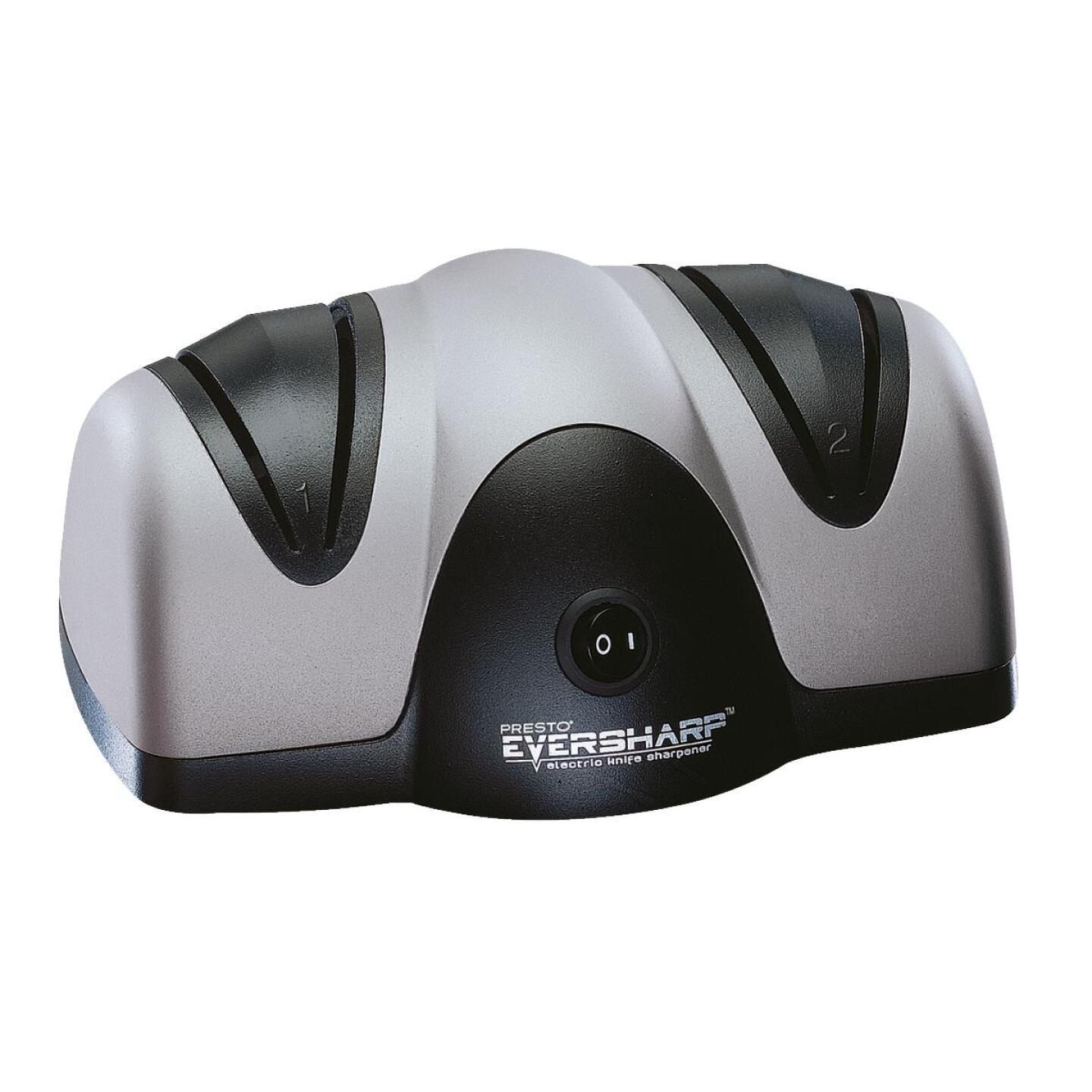 Presto EverSharp 2-Stage Electric Knife Sharpener Image 1